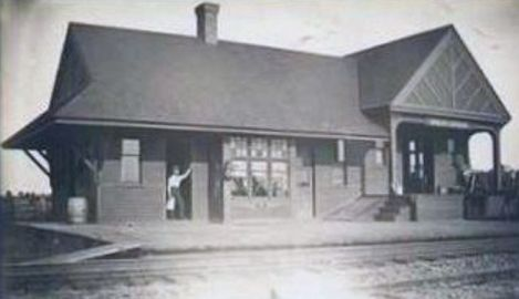 GTW Brent Creek depot